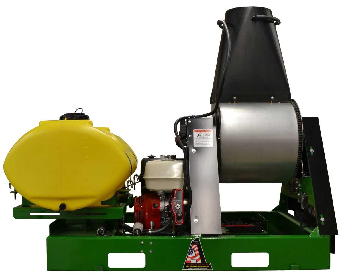 Ranger Mist Sprayer_40 Gallon Tank