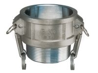 304 Stainless Steel Quick-Acting Couplings Part B