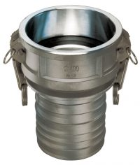 304 Stainless Steel Quick-Acting Couplings Part C