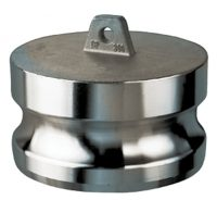 304 Stainless Part DC Dust Plug